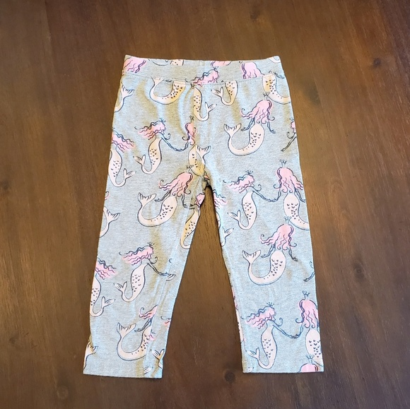 GAP Baby Girls Size 6-12 Months NWT Light Pink Five-Pocket Knit Leggings Pants